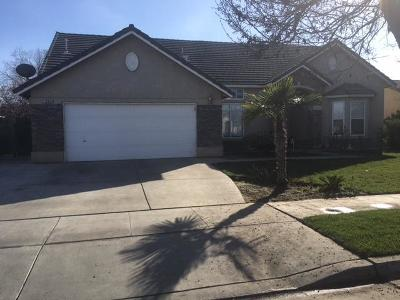 Kerman Single Family Home For Sale: 15643 W Middleton Avenue