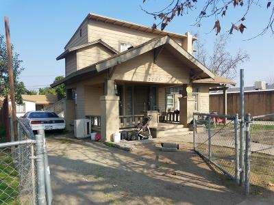 Clovis, Fresno, Sanger Multi Family Home For Sale: 2735 E Grant Avenue