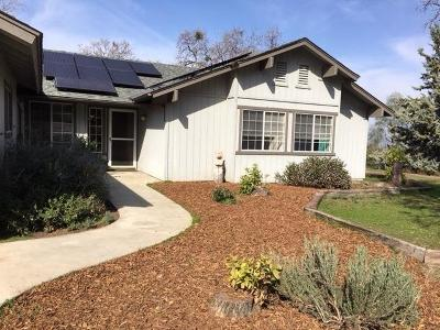 Tollhouse CA Single Family Home For Sale: $380,000