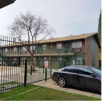 Fresno Multi Family Home For Sale: 1359 E San Bruno Avenue