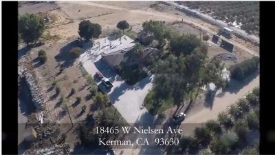 Kerman CA Single Family Home For Sale: $395,000