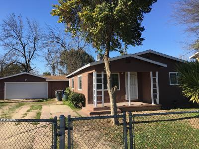 Madera Single Family Home For Sale: 809 Clinton Street