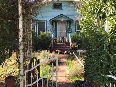 Out Of Area Single Family Home For Sale: 6910 Citrus Avenue