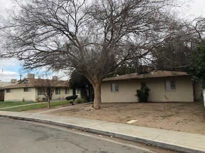 Fresno Multi Family Home For Sale: 3335 E Normal Avenue