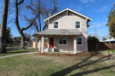 Fresno Single Family Home For Sale: 1303 N Glenn Avenue