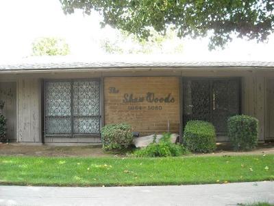 Fresno Condo/Townhouse For Sale: 5072 N Wishon Avenue #C