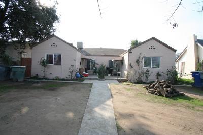 Clovis, Fresno, Sanger Multi Family Home For Sale: 3528 E Lowe Avenue