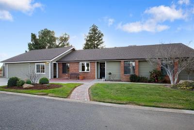 Clovis Single Family Home For Sale: 10779 N Minnewawa