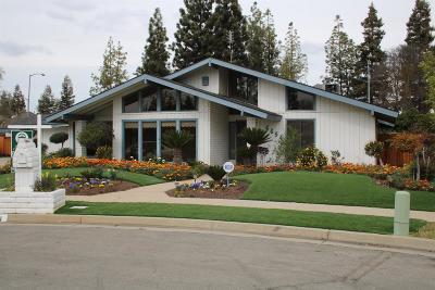 Fresno Single Family Home For Sale: 6654 N Lead Avenue