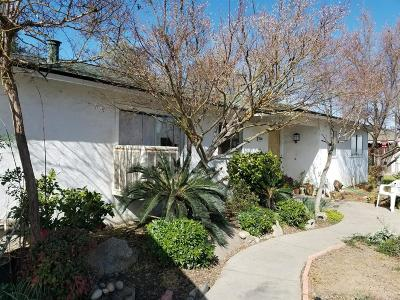 Madera Single Family Home For Sale: 18342 Road 26