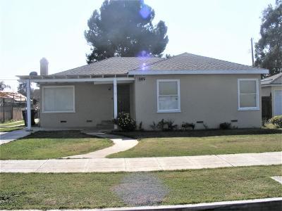 Fresno Single Family Home For Sale: 4832 E Nevada Avenue