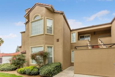 Fresno Condo/Townhouse For Sale: 8153 N Cedar Avenue #205