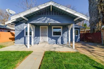 Fresno Single Family Home For Sale: 3939 E McKenzie Avenue