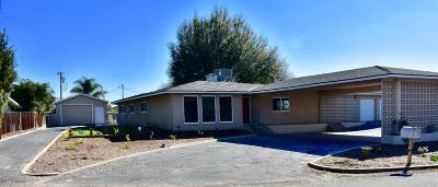 Fresno Single Family Home For Sale: 4225 W Kelly Avenue
