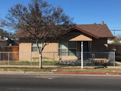 Fresno Single Family Home For Sale: 1239 E Shields Avenue