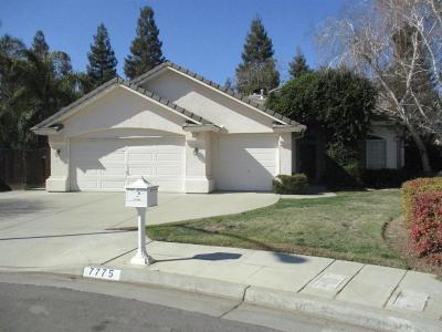 Fresno Single Family Home For Sale: 7775 N State Street