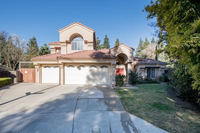 Fresno Single Family Home For Sale: 8355 N 10th Street