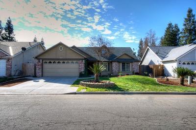 Fresno Single Family Home For Sale: 2255 E Quincy Avenue