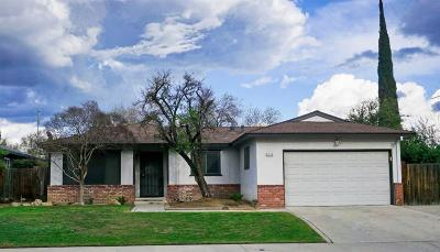 Clovis Single Family Home For Sale: 1615 Stanford Avenue