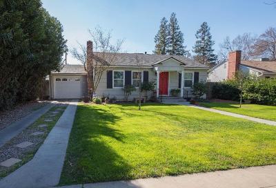 Fresno CA Single Family Home For Sale: $229,900