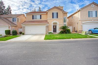 Fresno Single Family Home For Sale: 7530 N Trellis Circle