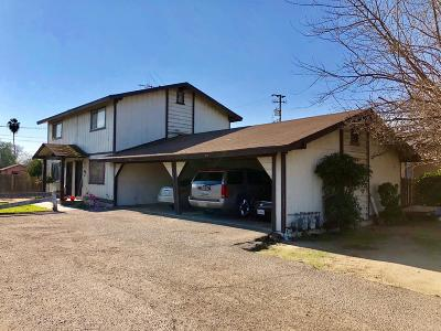 Dinuba Multi Family Home For Sale: 504 W Tulare Street