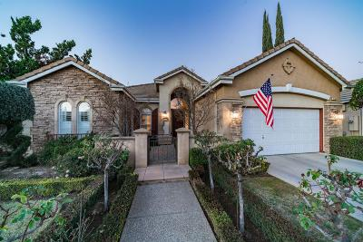 Fresno Single Family Home For Sale: 2146 W Via Le Fontane