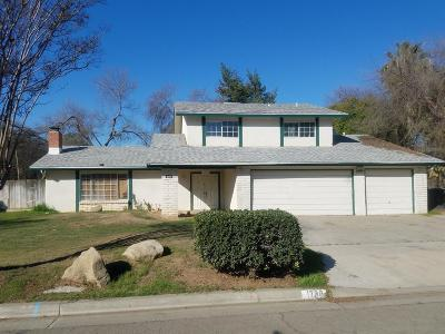 Fresno CA Single Family Home For Sale: $249,000