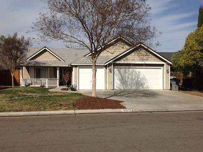 Fresno CA Single Family Home For Sale: $252,500