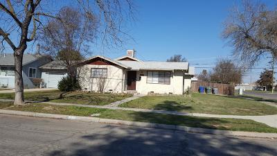 Fresno Single Family Home For Sale: 1702 W Pontiac Way