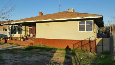 Selma CA Single Family Home For Sale: $170,000