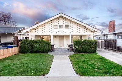 Fresno Single Family Home For Sale: 740 E Dudley Avenue