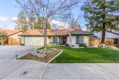 Clovis Single Family Home For Sale: 345 Carolina Avenue