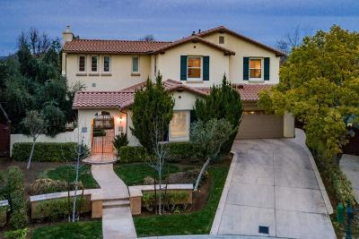 Clovis Single Family Home For Sale: 10636 E Hanalei Bay