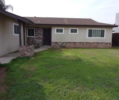 Fresno CA Single Family Home For Sale: $192,500