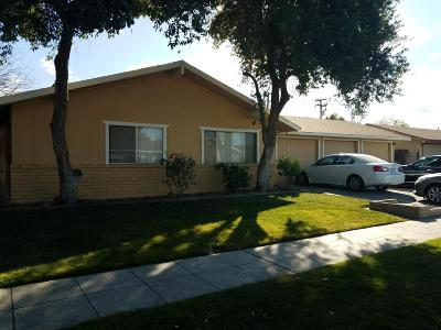 Clovis, Fresno, Sanger Multi Family Home For Sale: 4566 E University Avenue