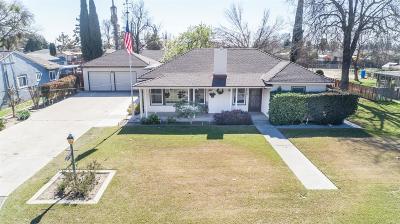 Fresno Single Family Home For Sale: 137 W Larsen Avenue