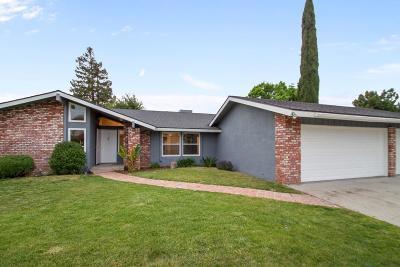 Clovis Single Family Home For Sale: 474 N Bliss Avenue