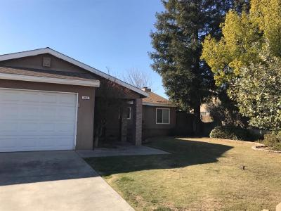 Fresno Single Family Home For Sale: 2545 N Milburn Avenue