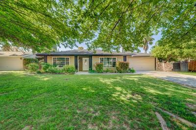 Madera Single Family Home For Sale: 2320 Sunset Avenue