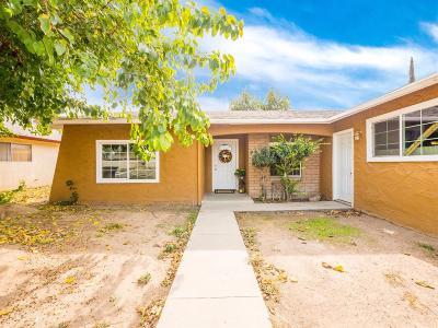 Fresno Single Family Home For Sale: 4520 E Grove Avenue