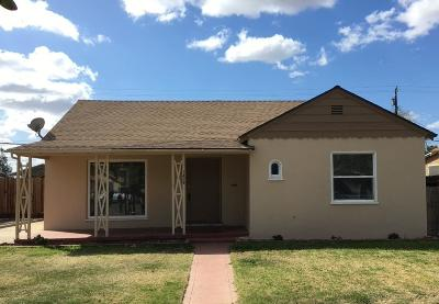 Reedley Single Family Home For Sale: 1429 F Street