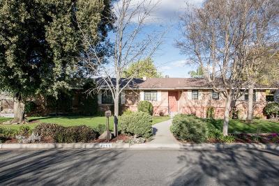 Fresno CA Single Family Home For Sale: $250,000