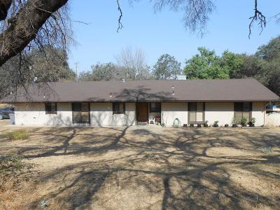 Clovis Single Family Home For Sale: 28162 Twin Ponds Road