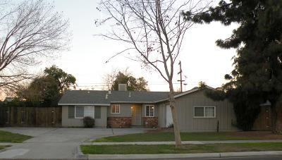 Fresno Single Family Home For Sale: 4138 E Buckingham Way