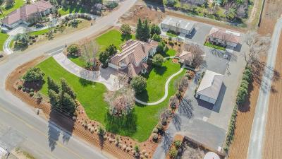 Clovis Single Family Home For Sale: 7461 N Fancher Road
