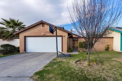 Fresno CA Single Family Home For Sale: $175,000