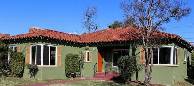 Fresno Single Family Home For Sale: 2524 N Vagedes Avenue