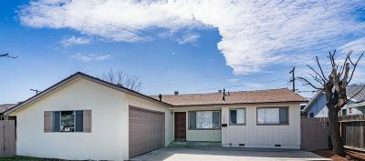 Clovis Single Family Home For Sale: 2600 Dewitt Avenue