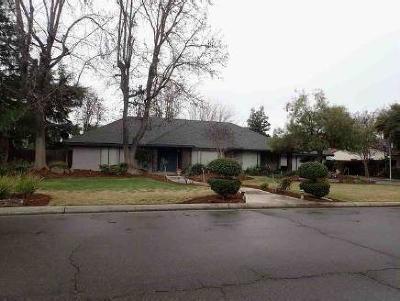 Fresno Single Family Home For Sale: 5246 E Townsend Avenue